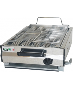 Barbecue inox KOMBI F1