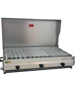 Barbecue inox KOMBI F3